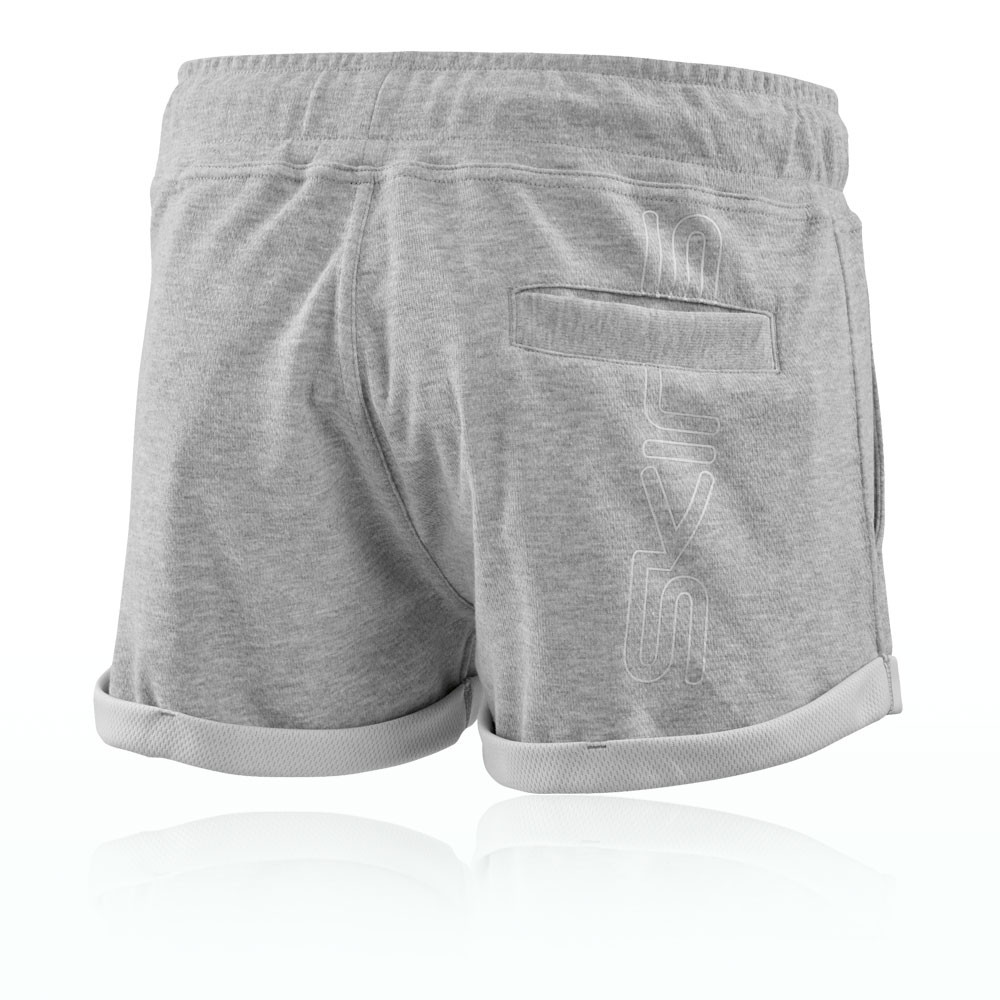 Skins Activewear per donna Fitness Output Sport in felpa pantaloncini