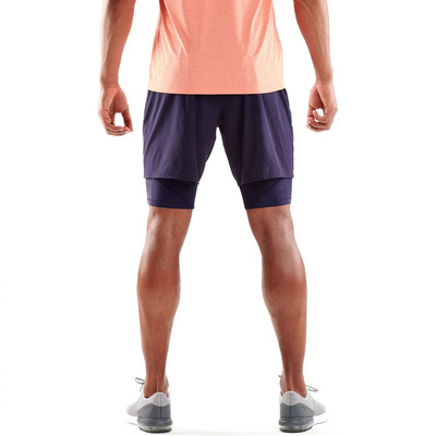 Skins DNAmic Superpose 2in1 Shorts