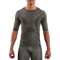 Skins DNAmic Men's Compression Short Sleeve Top - SS18