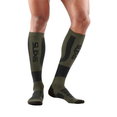 Skins Men's Active Compression Socks