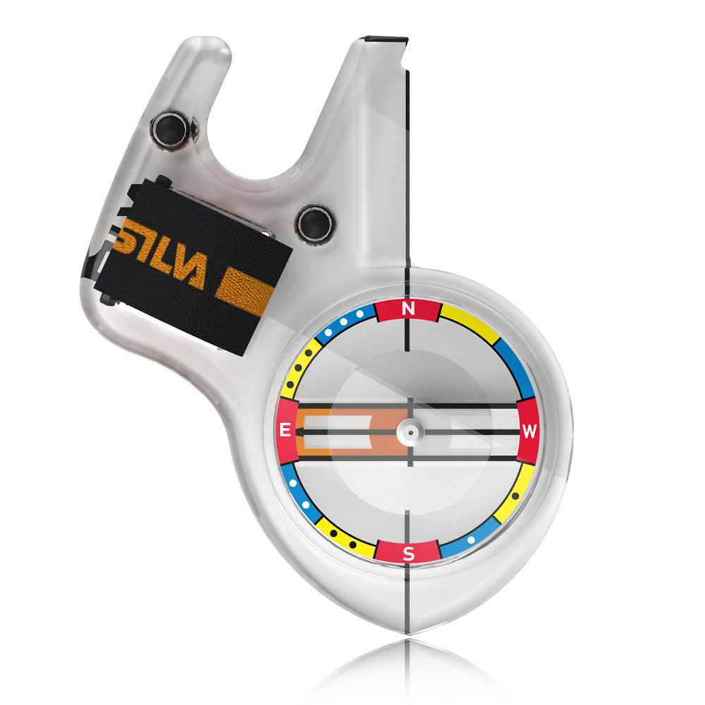 Silva Race S Jet Compass (Left) - SS20