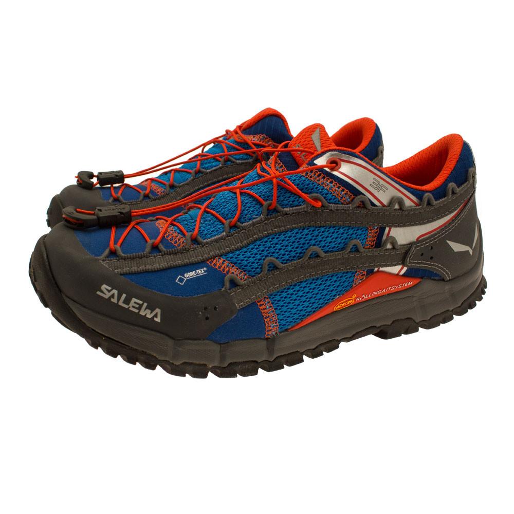 salewa speed ascent tex walking shoes ss16 40
