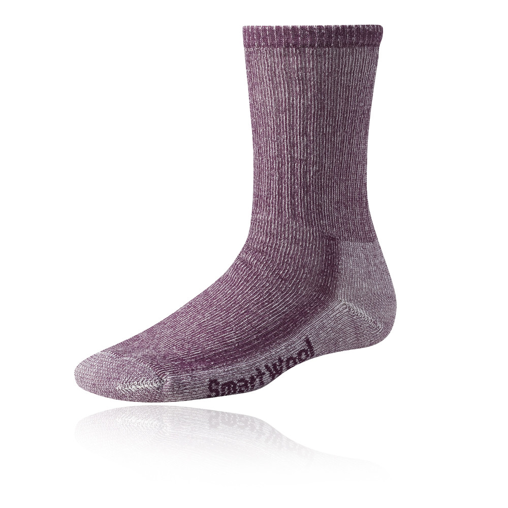 Image is loading SmartWool-Womens-Purple-Medium-Hiking -Outdoors-Warm-Thermal- cf3cff7b7a
