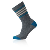 SmartWool Women's Striped Hike Medium Crew Socks