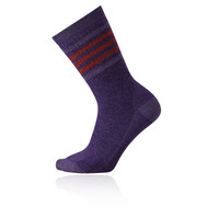 SmartWool Women's Striped Hike Mountain Crew Socks