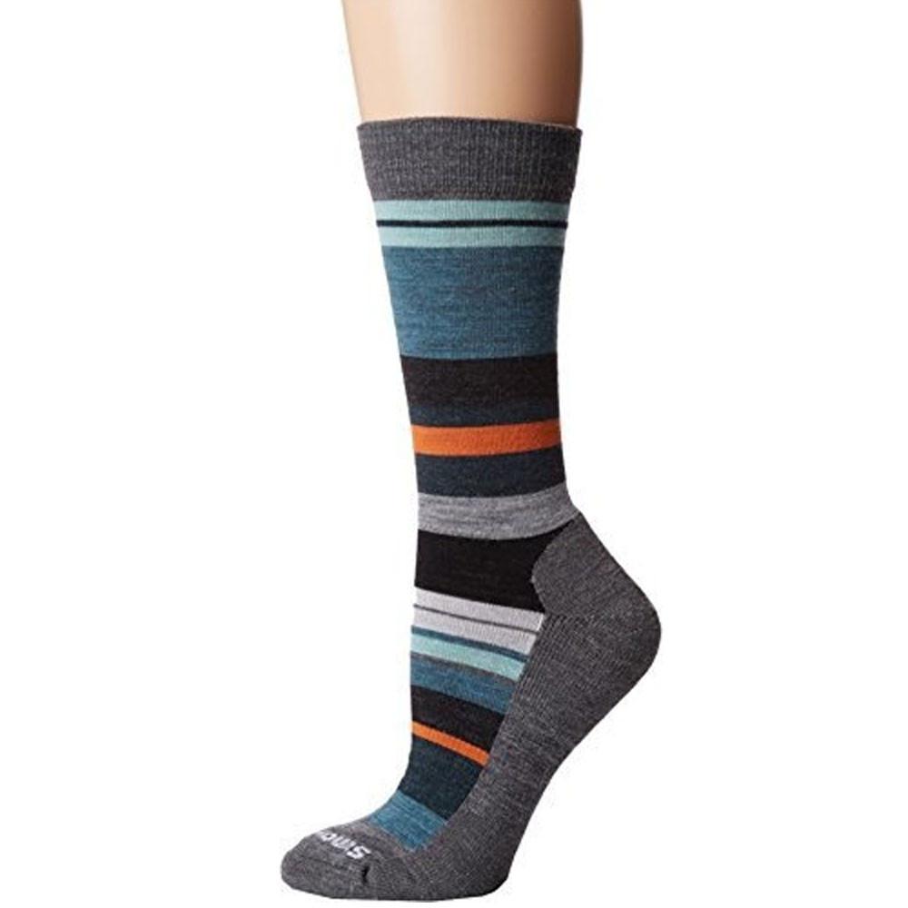 SmartWool Womens Saturnsphere Socks Blue Grey Sports Warm