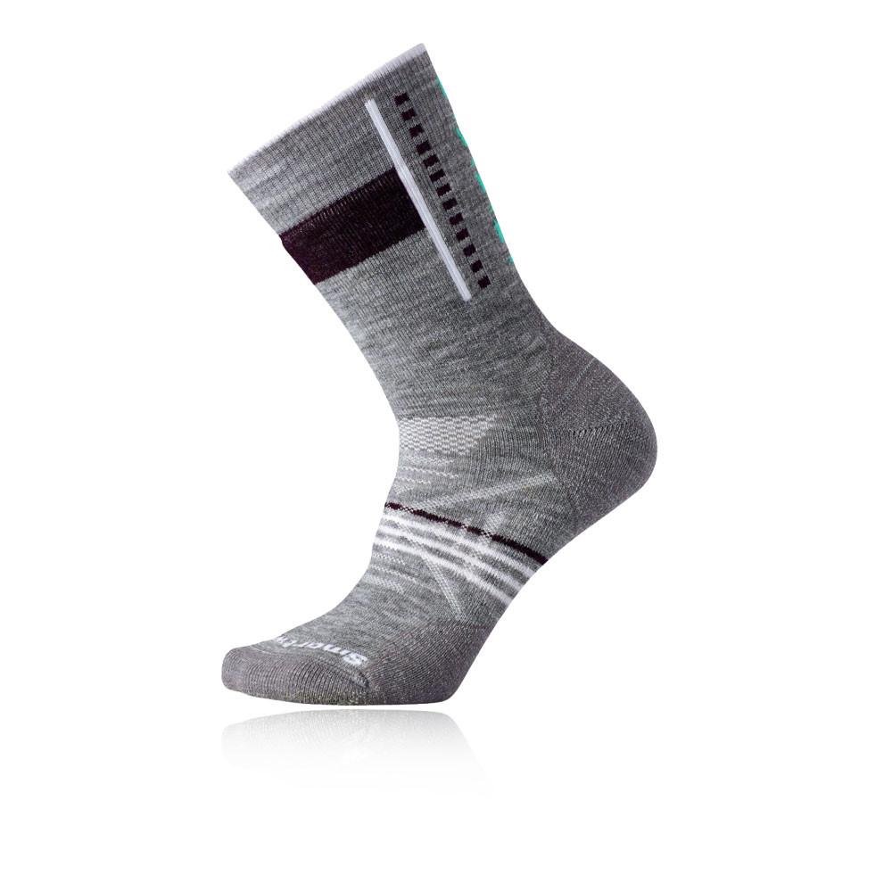 profesional últimos lanzamientos estilo de moda Smartwool PhD Outdoor Medium Pattern para mujer Crew calcetines