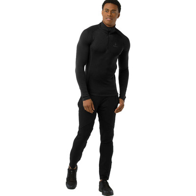 Smartwool Merino 200 1/4 Zip Long Sleeve Baselayer - AW19