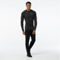 Smartwool Merino 250 Baselayer Pattern Crew Top - AW18