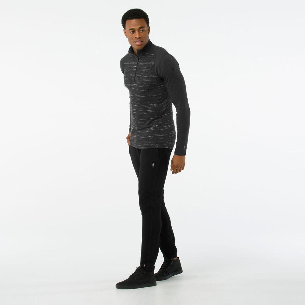 Smartwool Merino 250 Pattern 1/4 Zip Long Sleeve Baselayer