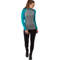 Smartwool Merino 200 1/4 Zip Women's Long Sleeve Baselayer - AW18