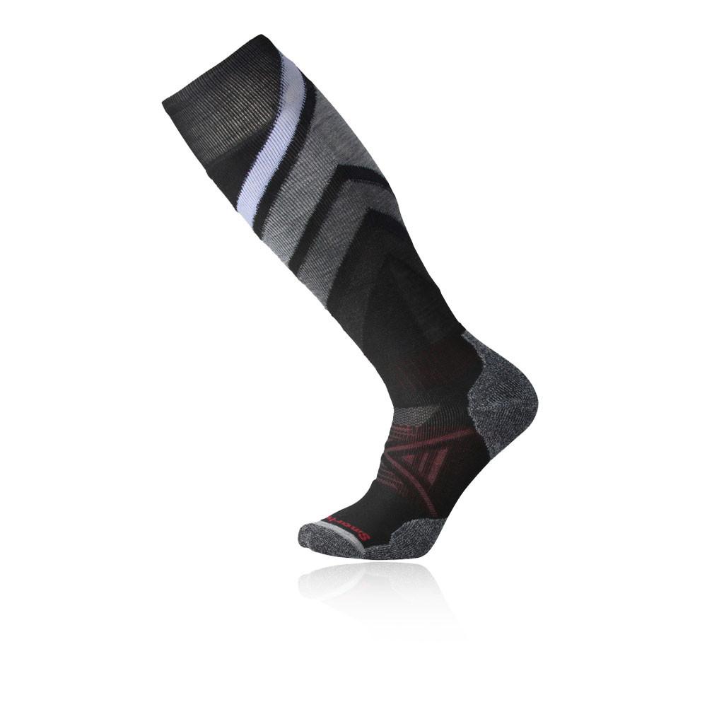 Smartwool PhD Ski Medium Pattern Snow Socks