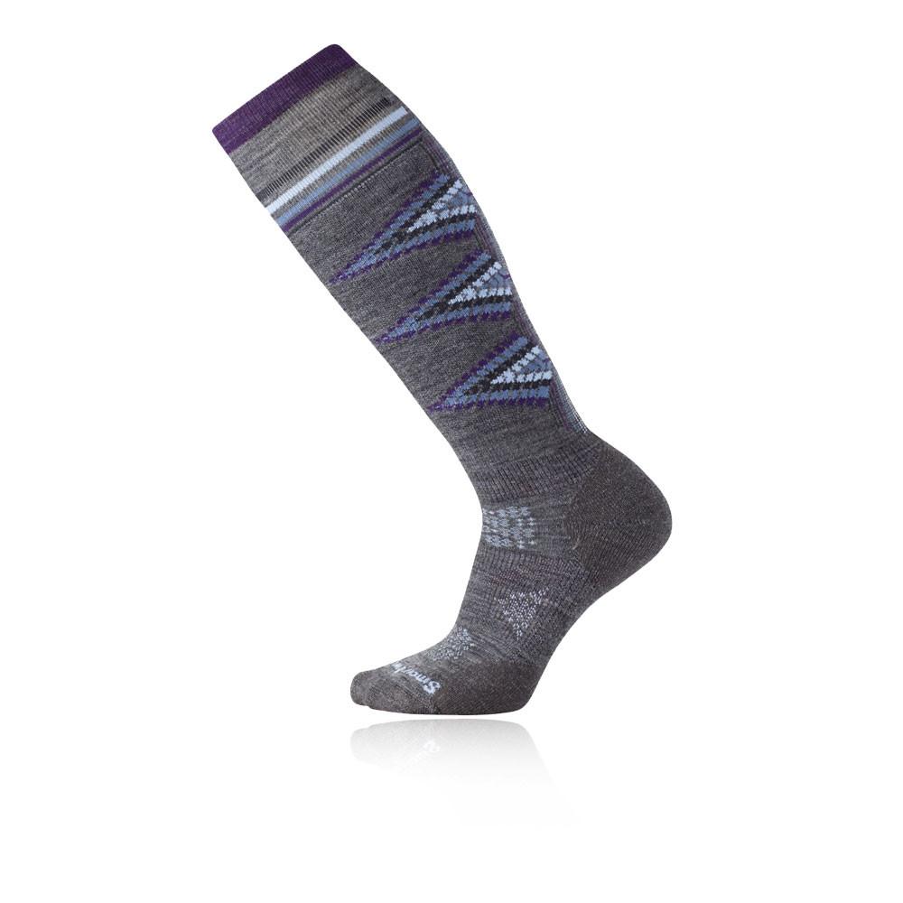 Smartwool PhD Ski Light Pattern Women's Snow Socks
