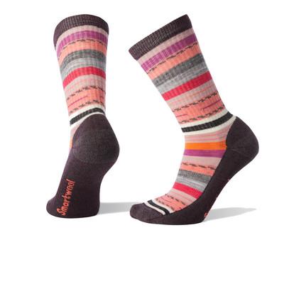 Smartwool Hike Light Margarita Women's Crew Socks