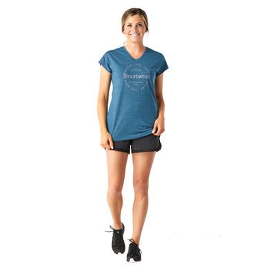 Smartwool Merino Sport 150 Women's T-Shirt - SS19