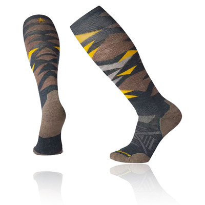 Smartwool PhD Ski Light Pattern Snow Socks - AW19