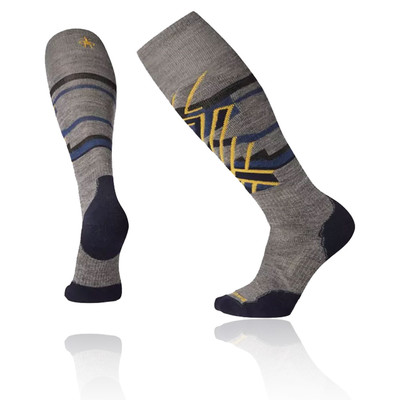 Smartwool PhD Ski Medium Pattern Socks - AW19