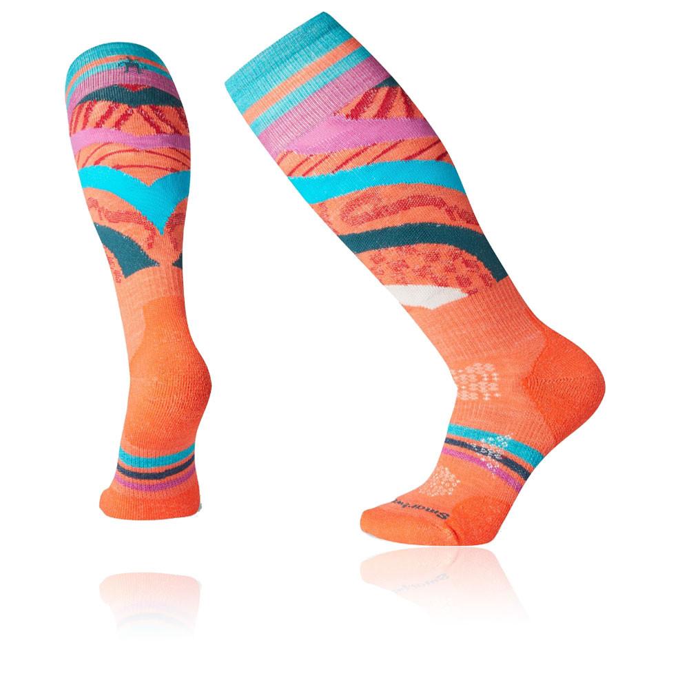 Smartwool PhD Ski Light Pattern Women's Socks AW19