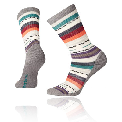 Smartwool Hike Light Margarita Women's Crew Socks - AW19
