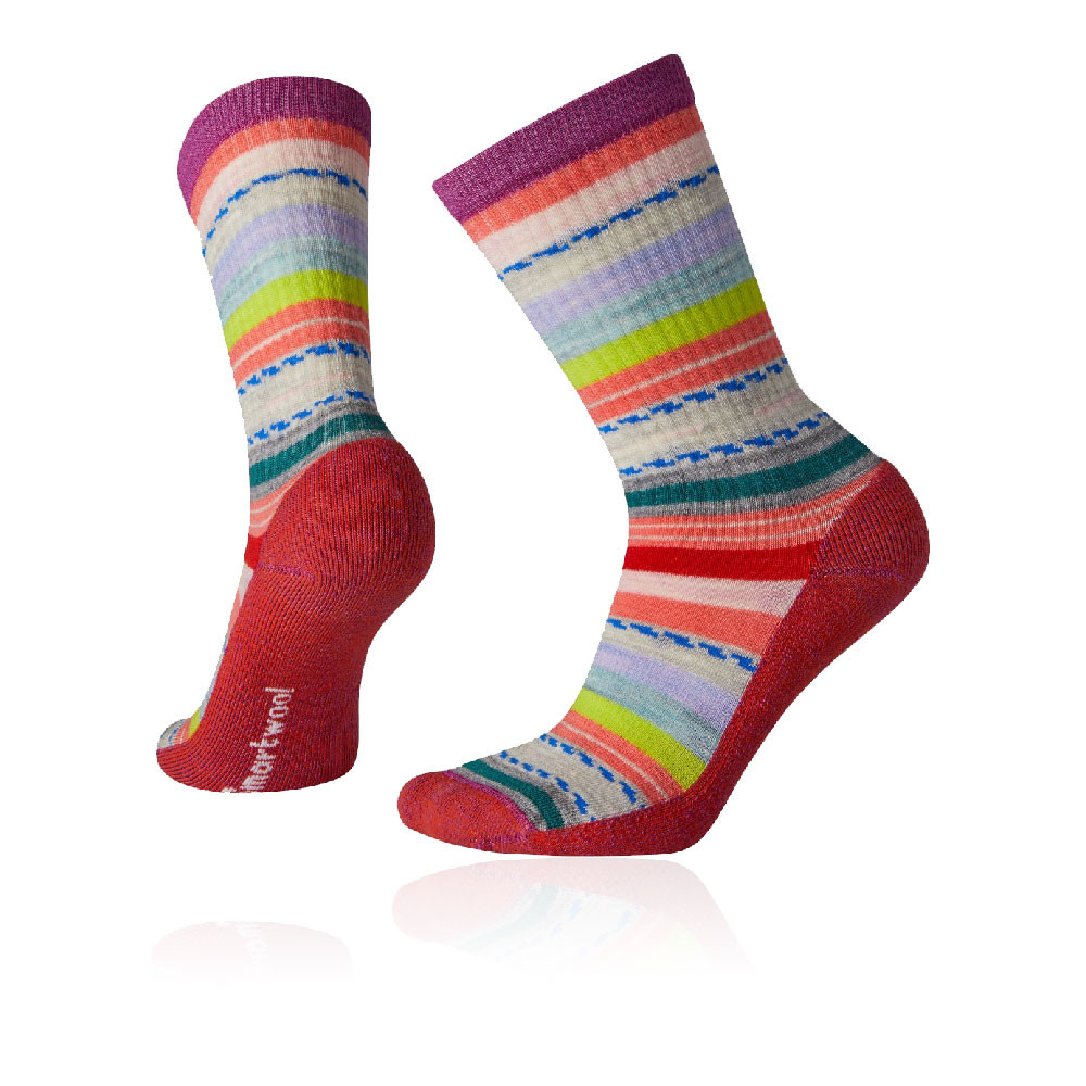 Smartwool Hike Light Margarita Women's Crew Socks - SS20