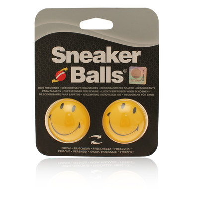 Sneakerballs Shoe Freshener - Happy Face - AW20