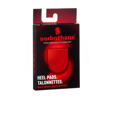Sorbothane Heel Pads - AW20