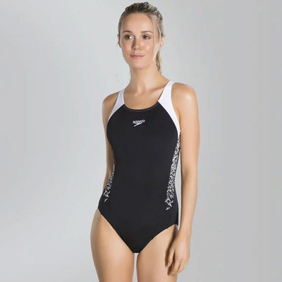 Speedo Boom Splice Muscleback Swimsuit - SS19