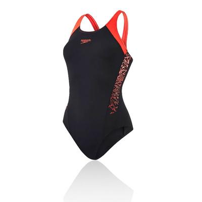 Speedo Boom Splice Muscleback Women's Swimsuit