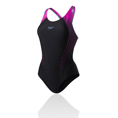 Speedo Fit Laneback Women's Swimsuit