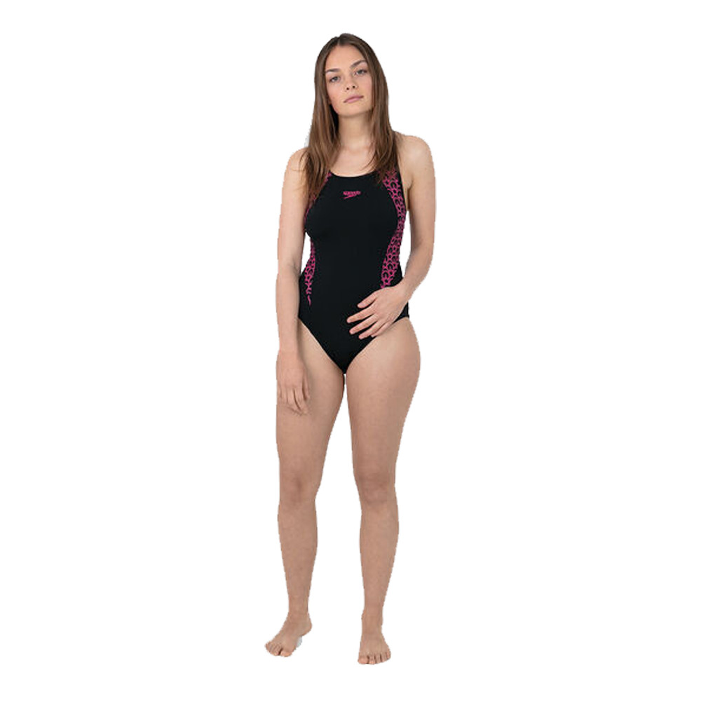 Speedo Boomstar Splice Flyback femmes Swimsuit - AW20