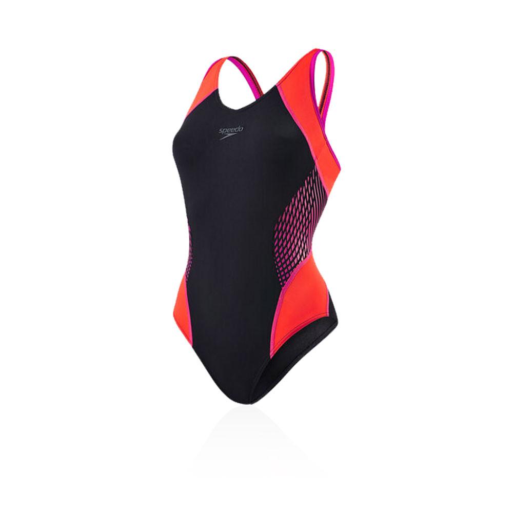 Speedo Fit Splice Muscleback per donna Swimsuit