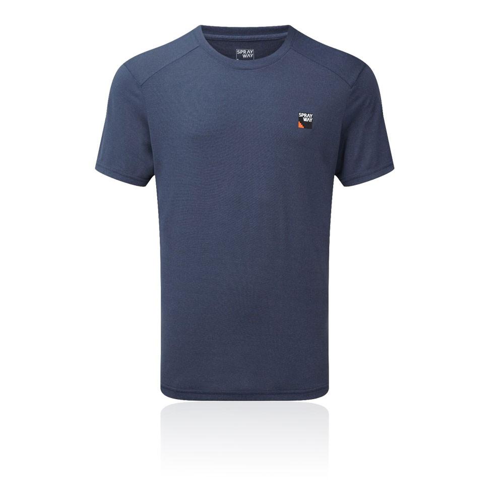 Sprayway Logo Print T-Shirt - AW19