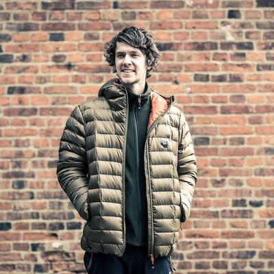 Sprayway Mylas Baffle Down Jacket