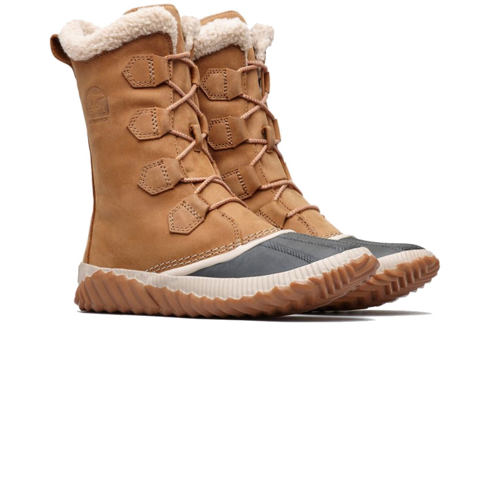 Brown Sports Outdoors Warm Sorel Womens Out N About Plus Tall Walking Boots