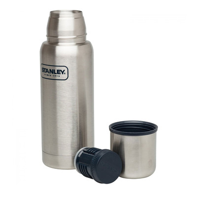 Stanley Adventure Vacuum Bottle 0.7L Stainless Steel - AW17