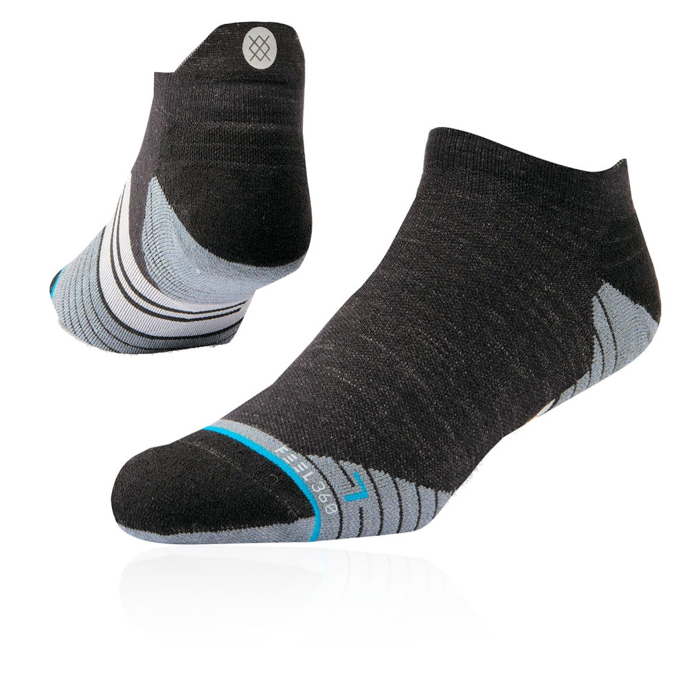 Stance Uncommon Solids Wool Tab Socks - AW19