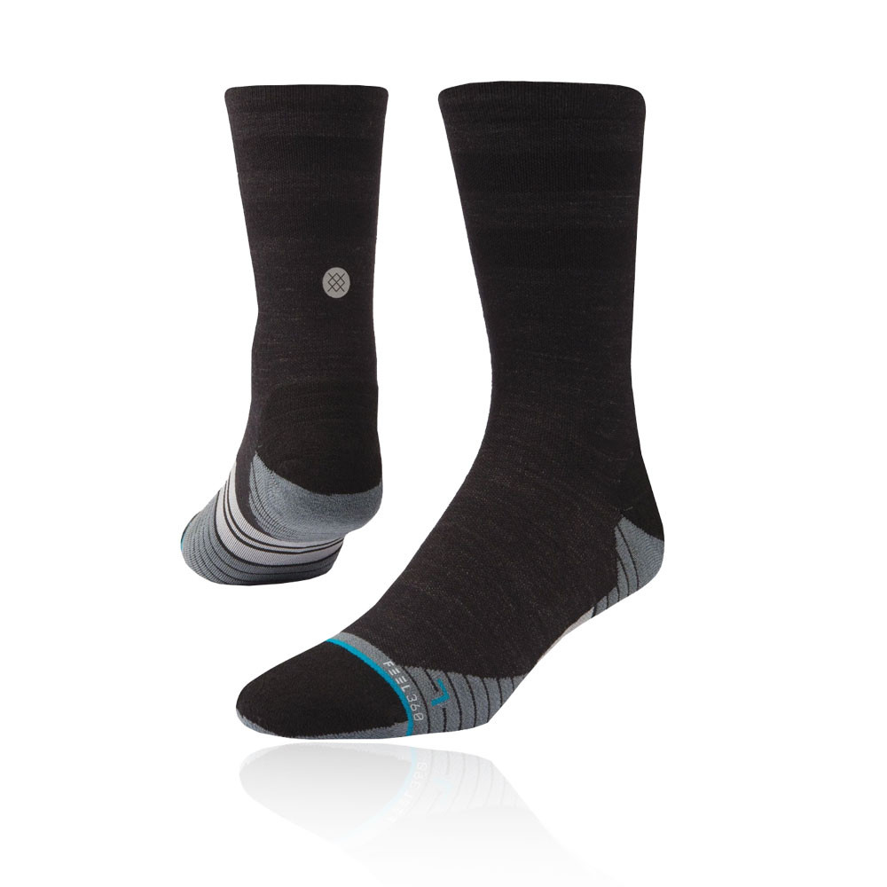 Stance Uncommon Solids Wool Crew calcetines - AW19