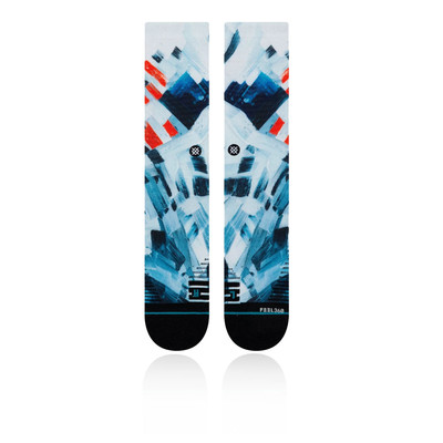 Stance Higher Places Crew Socks - AW19