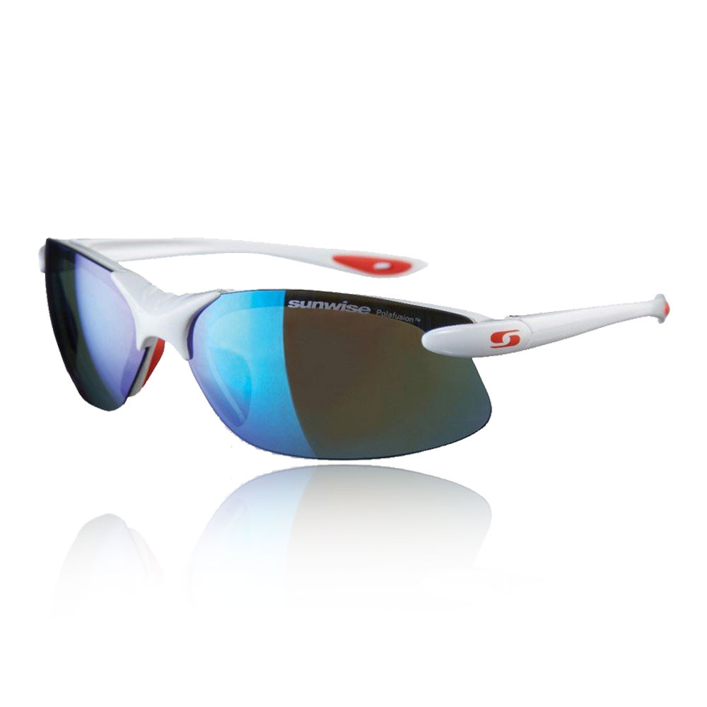 Sunwise Greenwich GS White Sunglasses - SS20