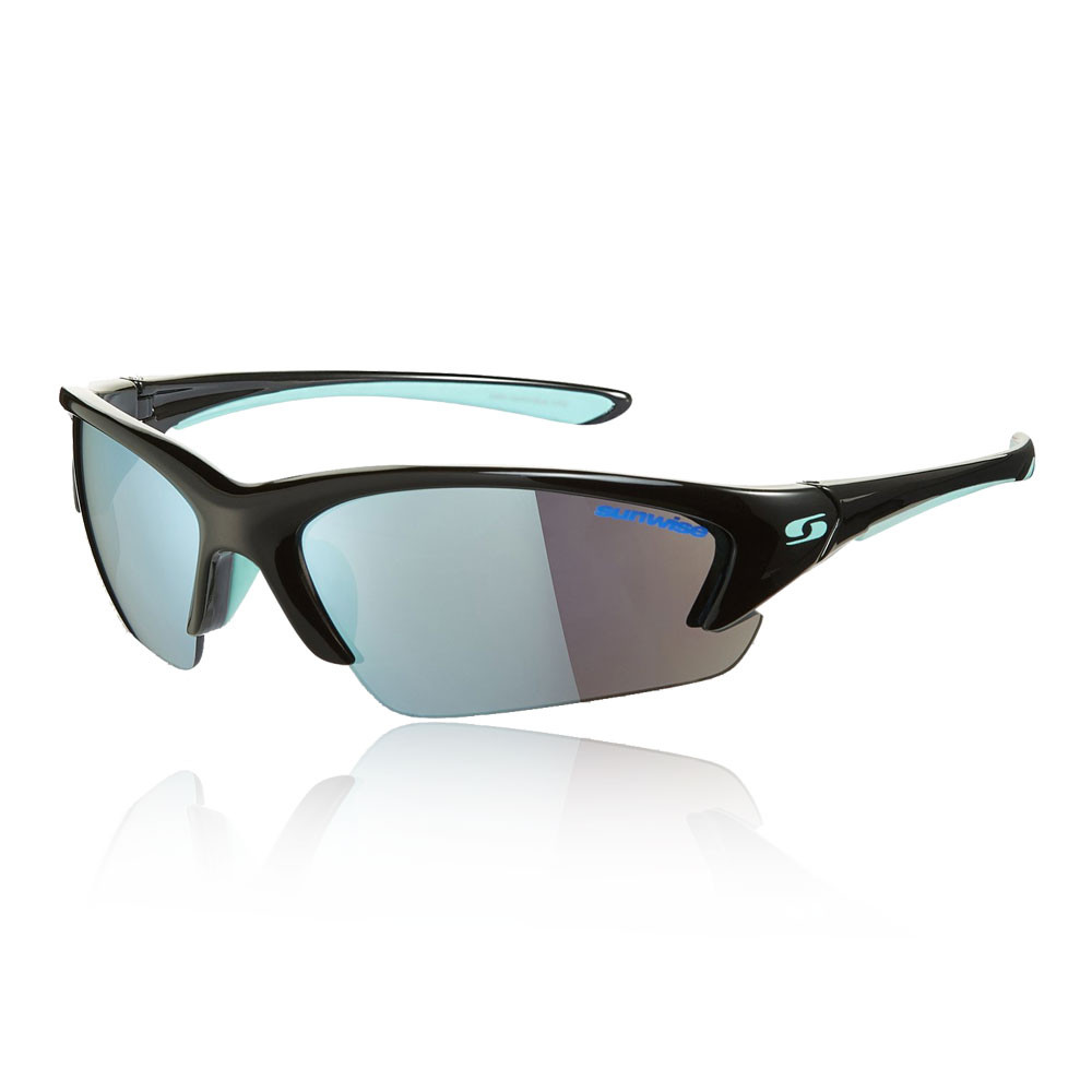 Sunwise Equinox Black Sunglasses - SS20