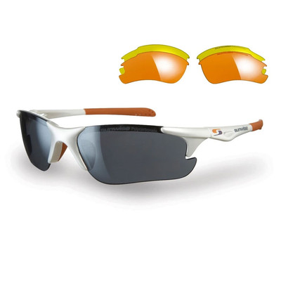 Sunwise Twister White Sunglasses - SS20