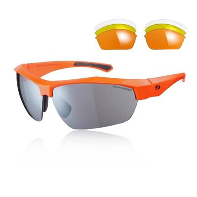 Sunwise Interchange 4 lens gafas de sol  (Orange)