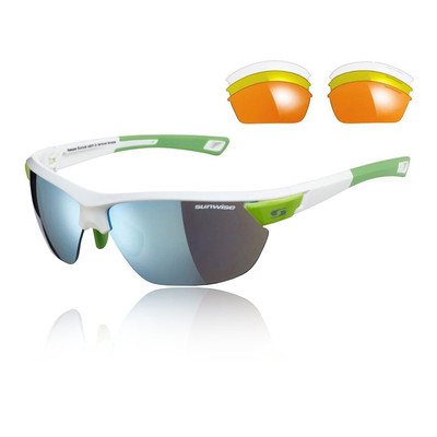 Sunwise Kennington Interchangeable 4 Sets Of Lenses - Weiß - SS20