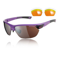 Sunwise Kennington Interchangeable 4 Sets Of Lenses - Purple - AW18