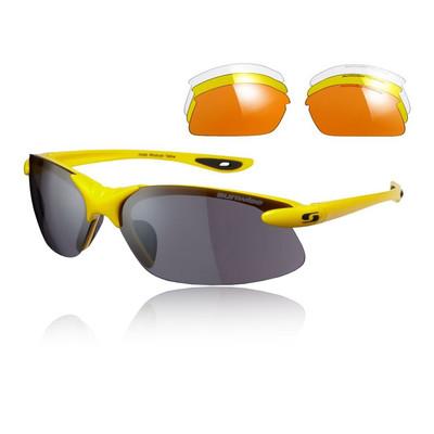 Sunwise Windrush Interchangeable 4 Sets Of Lenses - Yellow - SS19