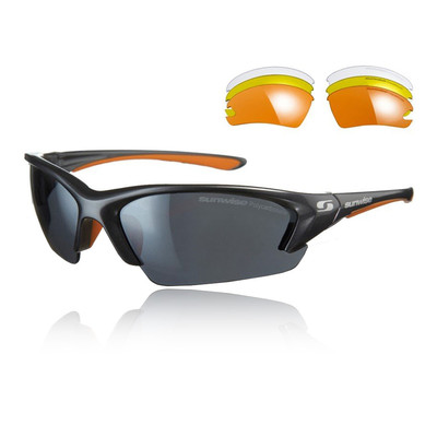 Sunwise Equinox Interchangeable 4 Sets Of Lenses - Grey - SS20