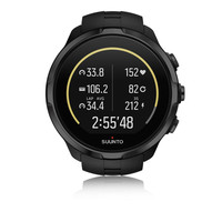 Suunto Spartan Sport with Wrist HR Black - SS17