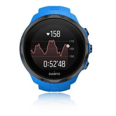 Suunto Spartan Sport With Wrist HR Blue