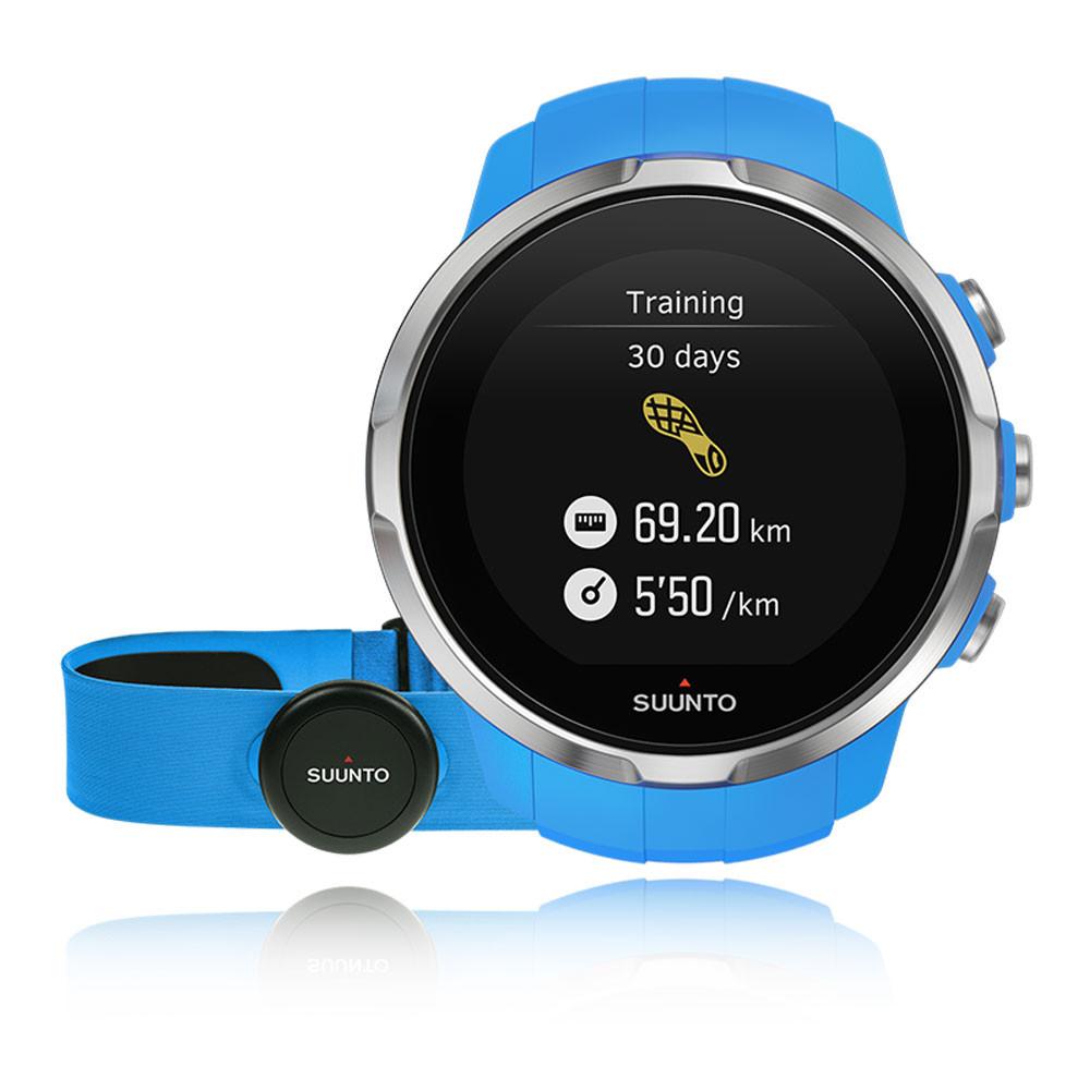 Suunto Spartan Sport Blue With HRM