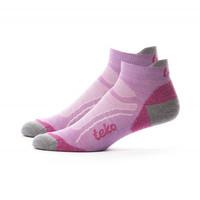 Teko Organic SIN3RGI Light Low Women's Running Socks